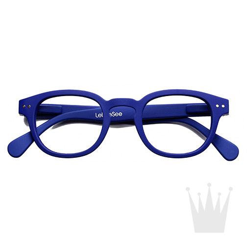 5f8f18b77 Okuliare na čítanie - LetmeSee #C Navy Blue Soft